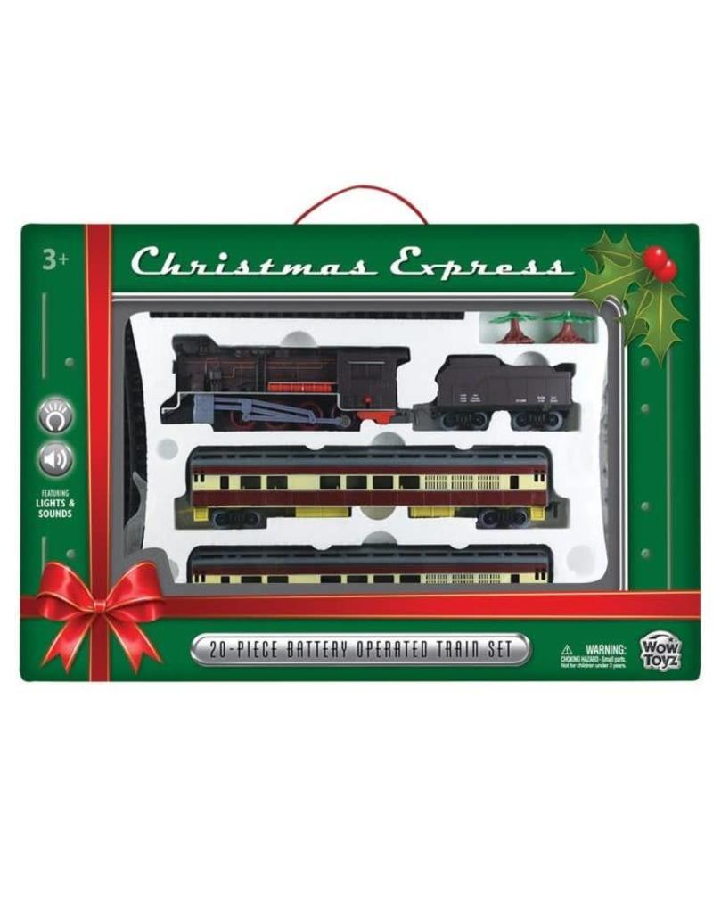 Wowtoyz Christmas Express Train Set
