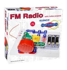 Elenco Snap Circuits FM Radio