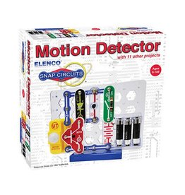 Elenco Snap Circuits Motion Detector
