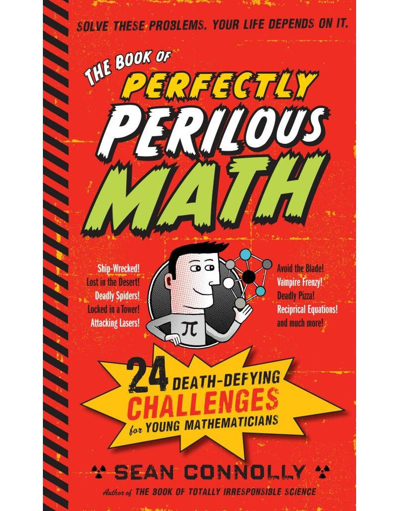 Workman Publishing Co Book of Perfectly Perilous Math