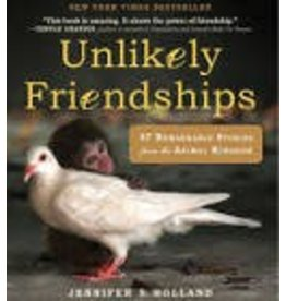 Workman Publishing Unlikely Friendships