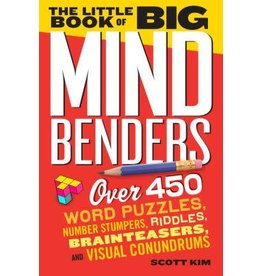 Workman Publishing Co Book - The Little Book of Big Mind Benders