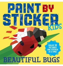 Workman Publishing Paint by Sticker Kids - Beautiful Bugs