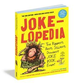 Workman Publishing Book - Jokelopedia