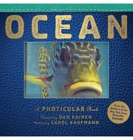 Workman Publishing Ocean - a photicular book