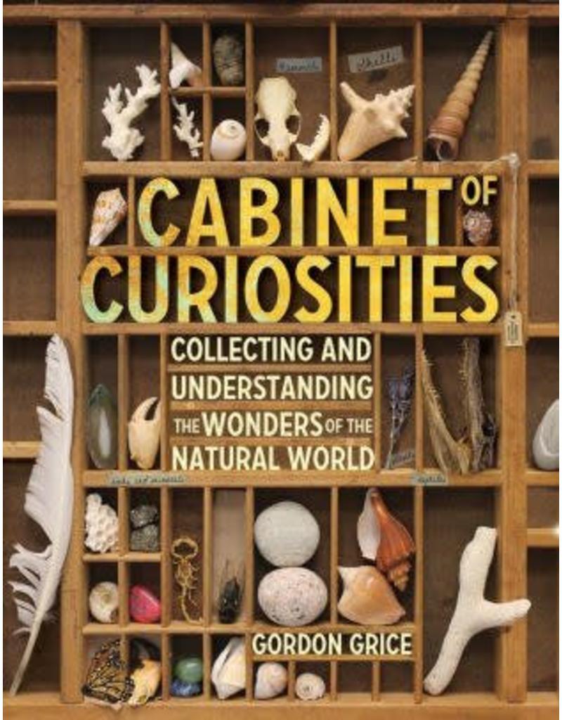 Workman Publishing Book - Cabinet of Curiosities