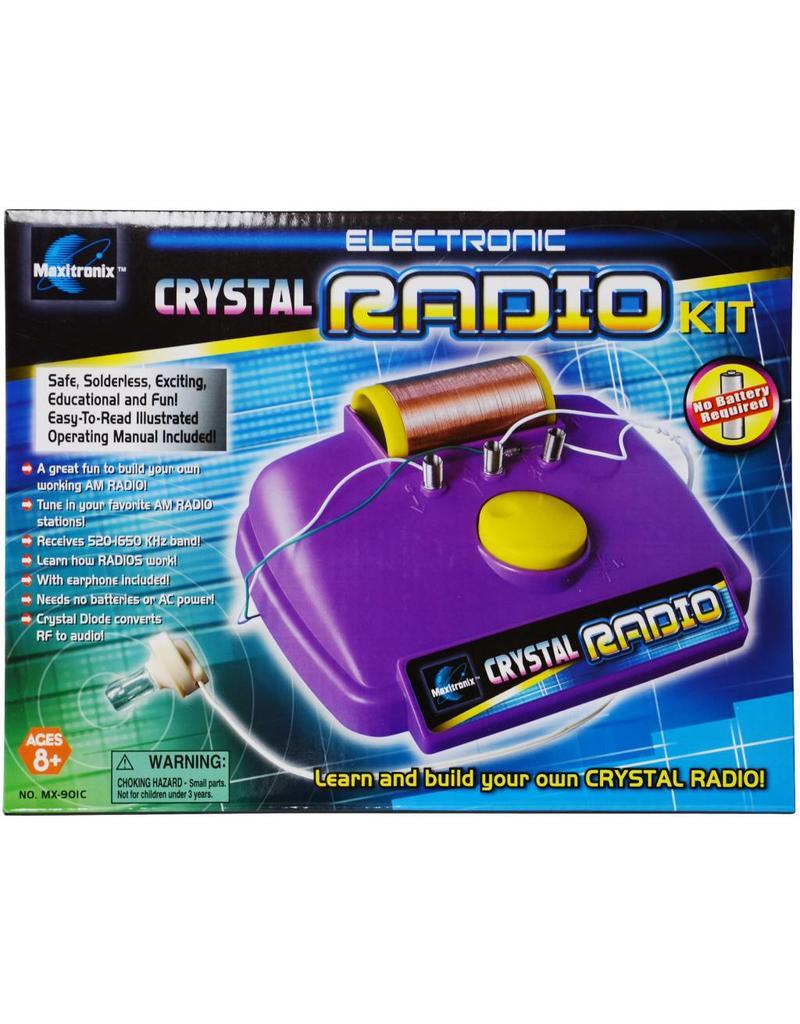 Elenco Electronic Crystal Radio Kit