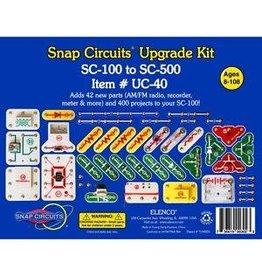 Elenco Snap Circuits Upgrade Kit SC-100 to SC-500