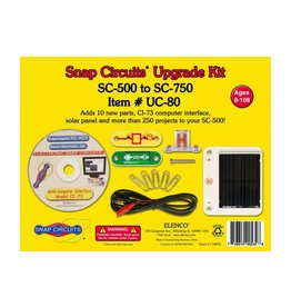 Elenco Snap Circuits Upgrade Kit SC-500 to SC-750