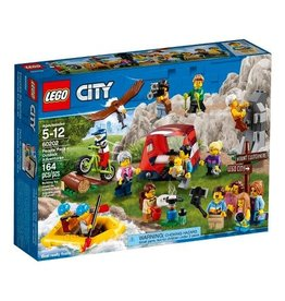 LEGO LEGO City People Pack - Outdoor Adventures 60202