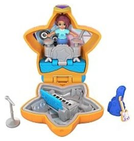 Mattel Polly Pocket Tiny Pocket World - Shani
