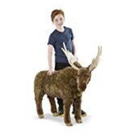 Melissa & Doug Plush Giant Moose