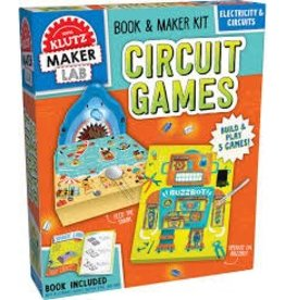 Klutz Klutz Build & Play Circuit Games