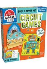Klutz Klutz Build & Play Circuit Games