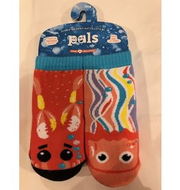 Pals Socks Pals Socks - 1-3 Years - Crab & Jellyfish