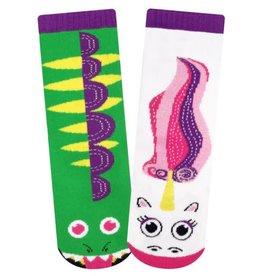 Pals Socks Pals Socks - 1-3 Years - Dragon & Unicorn
