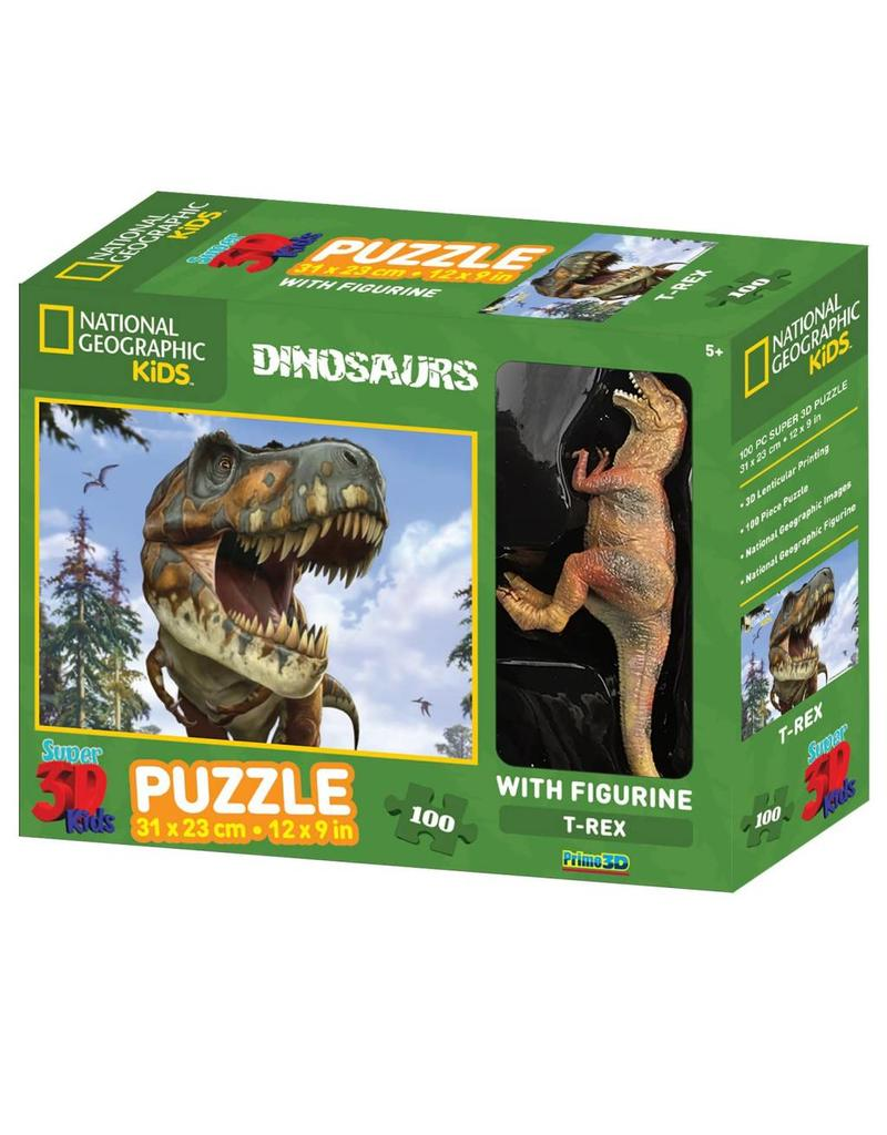 National Geographic 3D Puzzle T-Rex