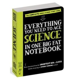 Workman Publishing Co Book - Everything You Need to Ace Science