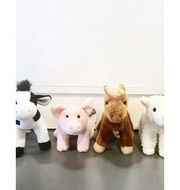 Douglas Plush Mini Farm Animals (Assorted)