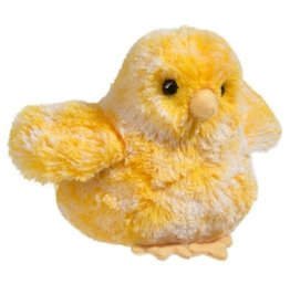 Douglas Plush Yellow Chick