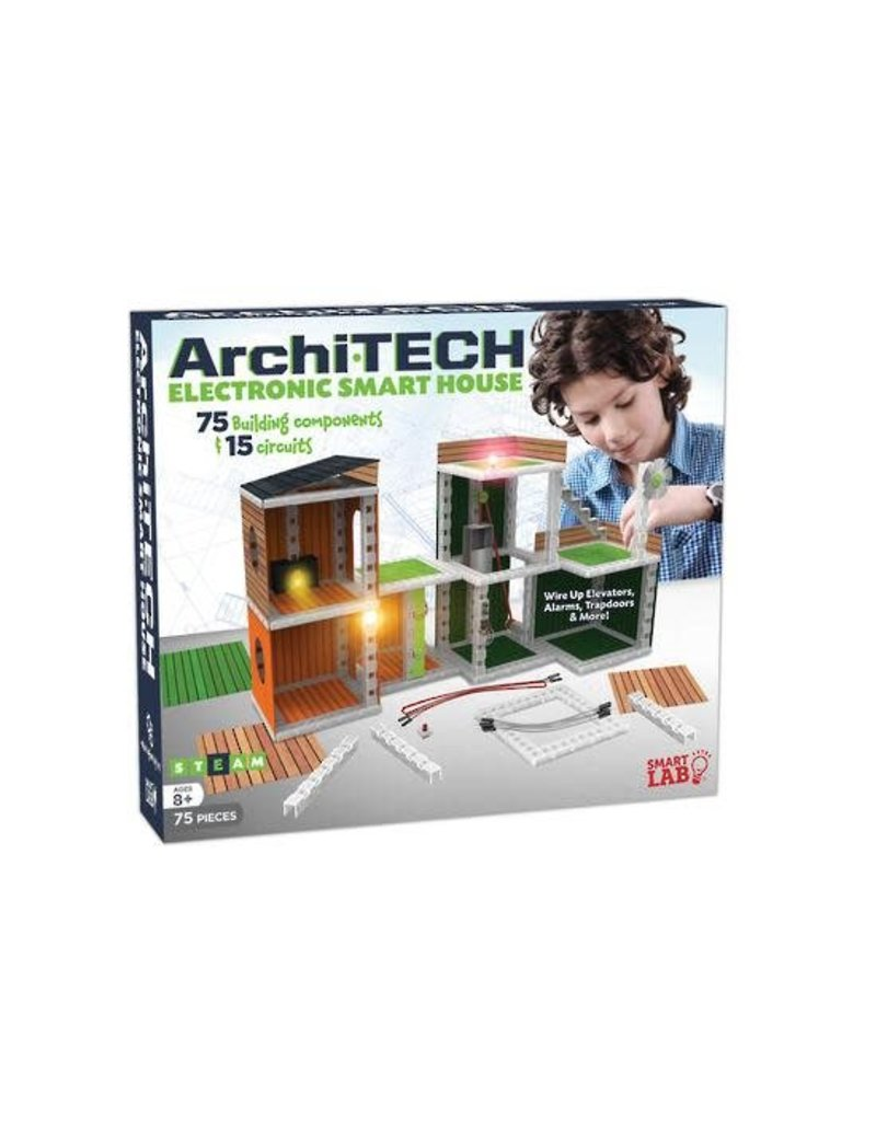 Smart lab ArchiTech Electronic Smart House
