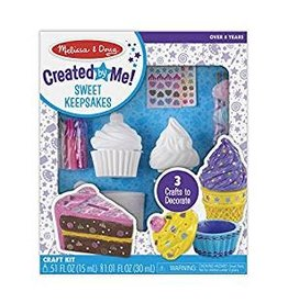 Melissa & Doug Created by Me - Sweet Keepsakes