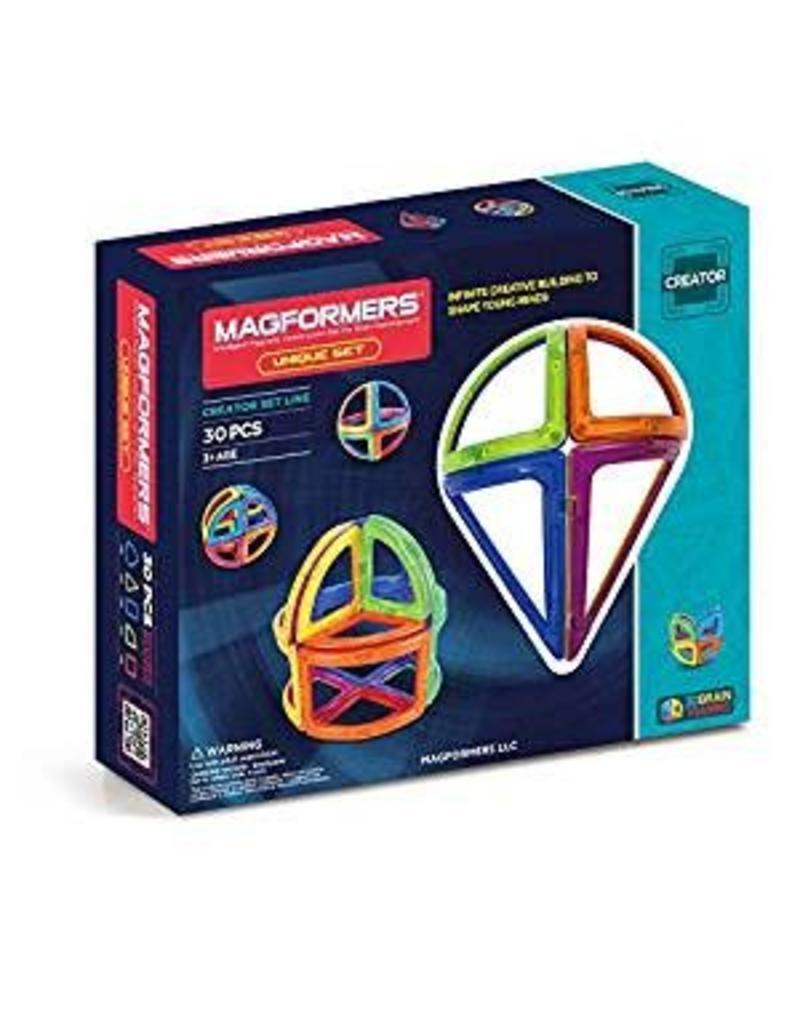 Magformers Magformers - Unique 30Pc Set