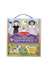 Melissa & Doug Best Friends Magnetic Dress-Up Play Set