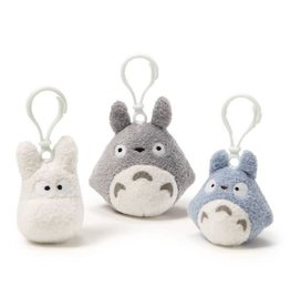 Gund Totoro Plush Backpack Clip Assorted
