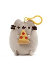 Gund Plush Pusheen Snackable Clip Pizza