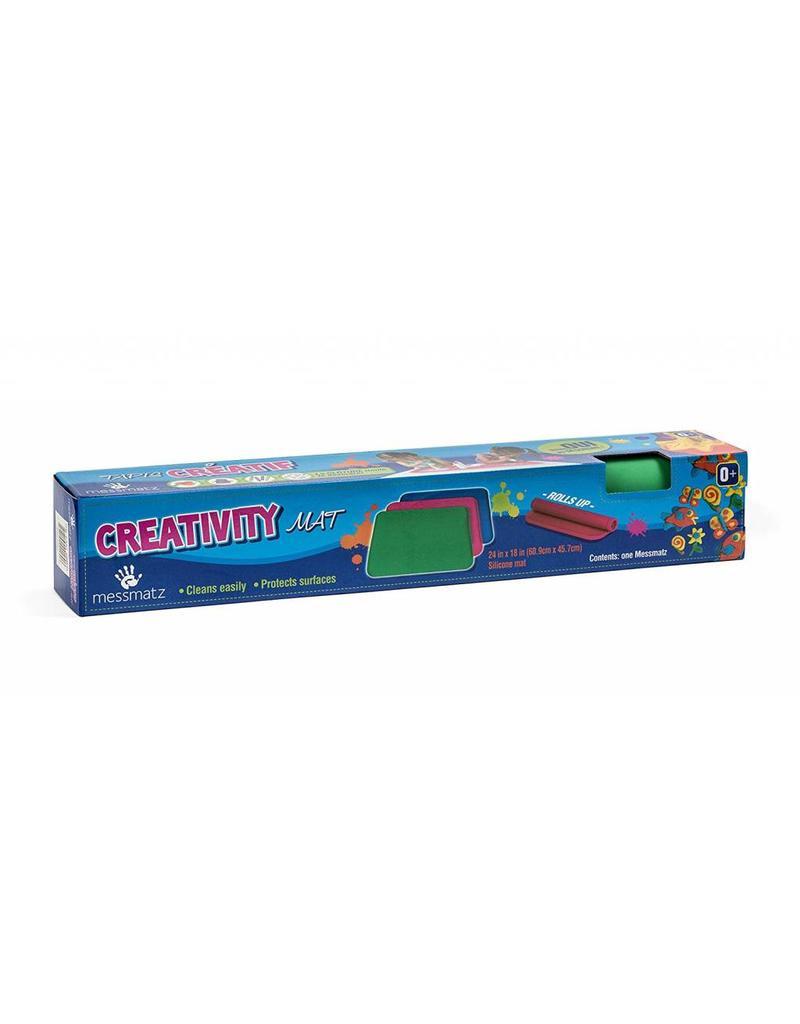 PlaSmart Inc Creativity Mat - Green