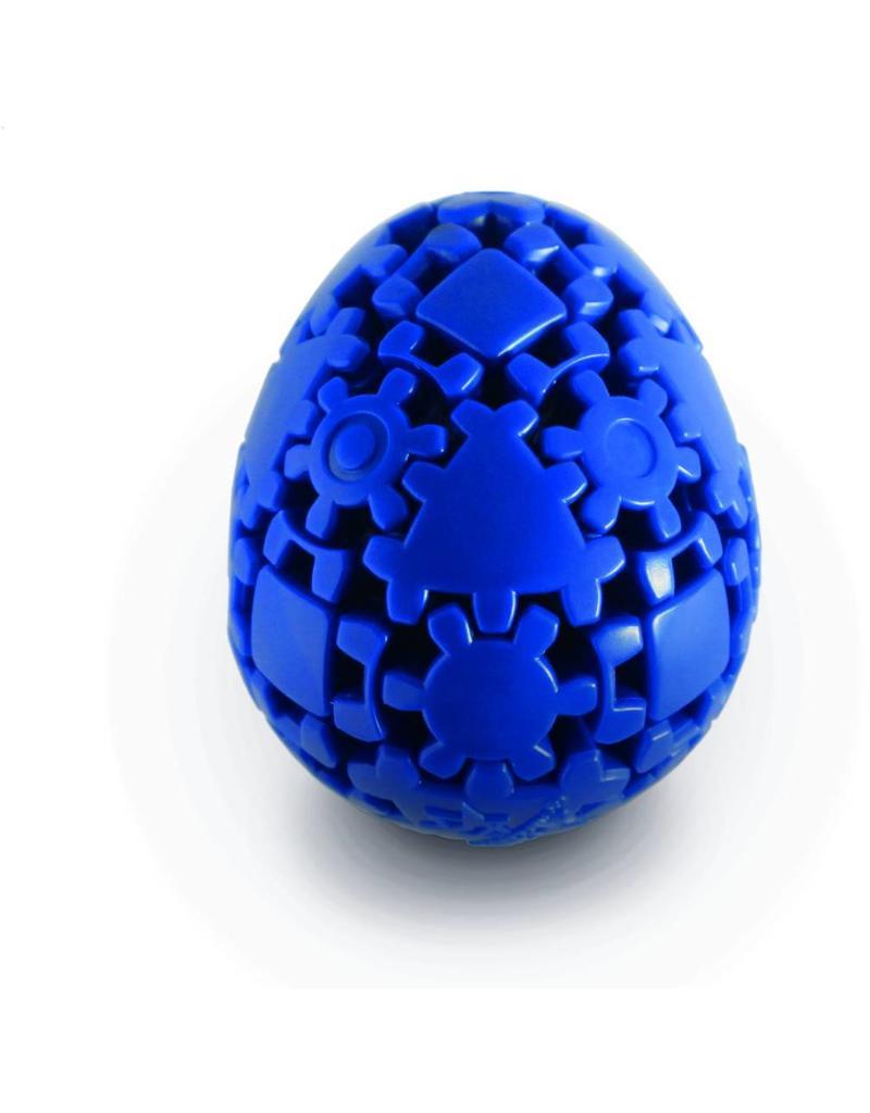 Project Genius Brainteaser Keychain - Gear Egg