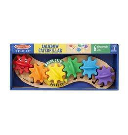 Melissa & Doug Rainbow Caterpillar - Classic Toy