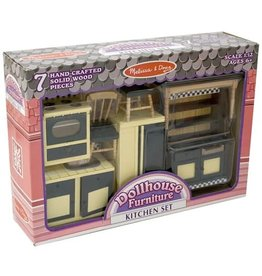 Melissa & Doug Dollhouse Furniture - Kitchen