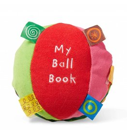 Melissa & Doug Baby Soft Book - My Ball Book