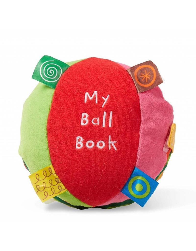 Melissa & Doug Baby Soft Book - My Ball Book