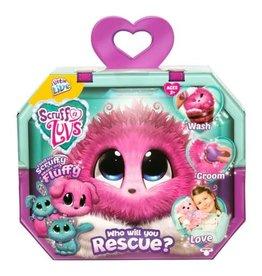 Little Live Plush Scruff A Luvs - Pink