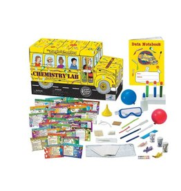 The Young Scientist Club The Magic School Bus - Bus Lab - Chemistry Lab