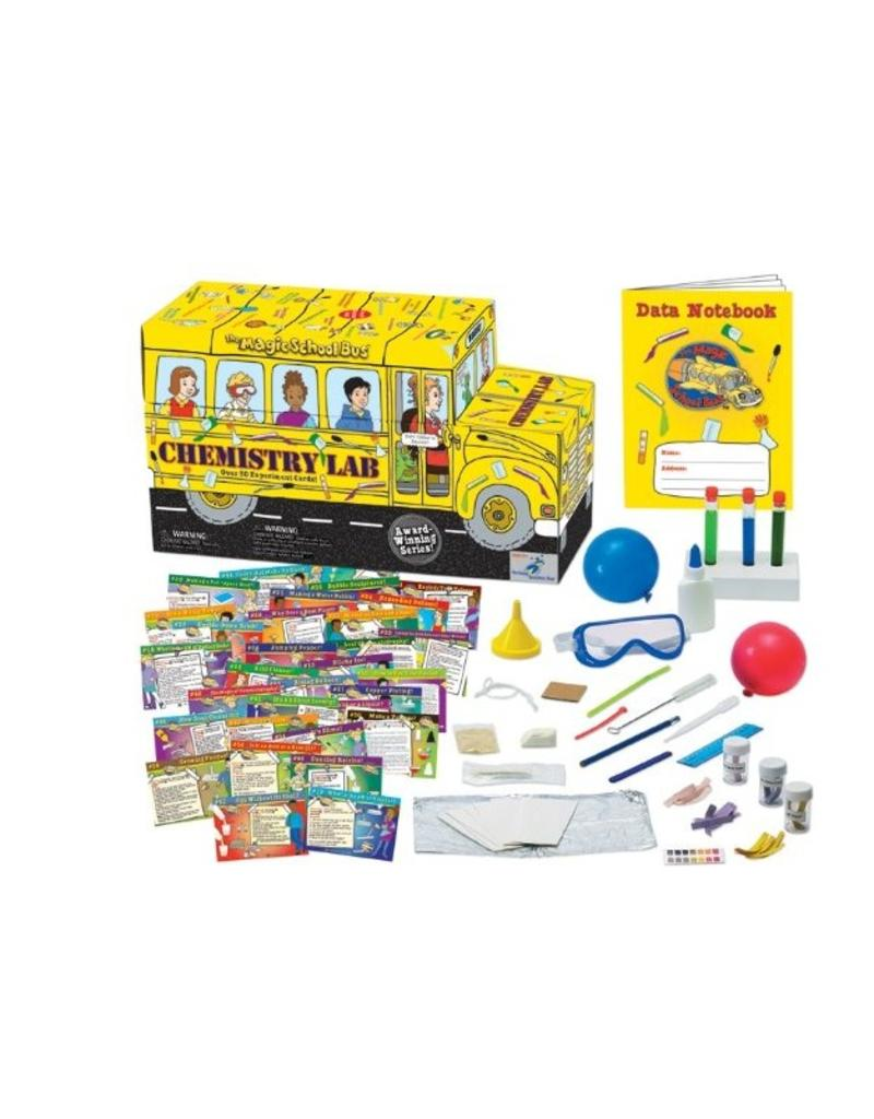 Scholastic The Magic School Bus Chemistry Lab