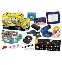 The Young Scientist Club The Magic School Bus - Bus Lab - Space Lab