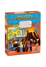 The Young Scientist Club Magic School Bus Blasting Off with Volcanoes