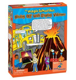 The Young Scientist Club The Magic School Bus - Blasting Off with Volcanoes