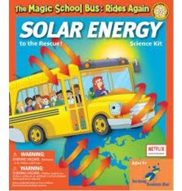The Young Scientist Club The Magic School Bus: Solar Energy to the Rescue
