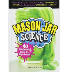 Workman Publishing Co Book - Mason Jar Science