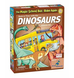 The Young Scientist Club Magic Schoolbus Rides Again Back in Time with the Dinosaurs