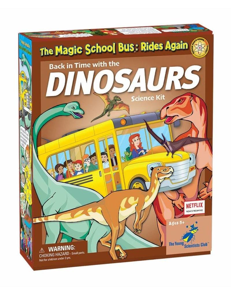 The Young Scientist Club Magic Schoolbus - Dinosaurs
