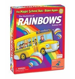 The Young Scientist Club The Magic School Bus - The Mysteries of Rainbows