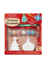 Melissa & Doug Created by Me - Christmas Ornaments