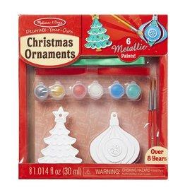 Melissa & Doug Created by Me - Christmas Ornaments