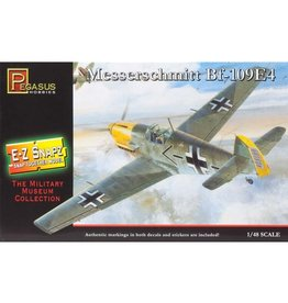 Pegasus Hobbies 1/48 Snap, Messersch Bf-109E4